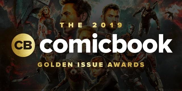 2019 ComicBook Golden Issue Awards