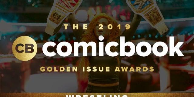 2019 ComicBook Golden Issue Awards - Wrestling