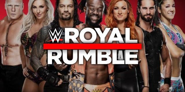 2019 WWE Royal Rumble Preview
