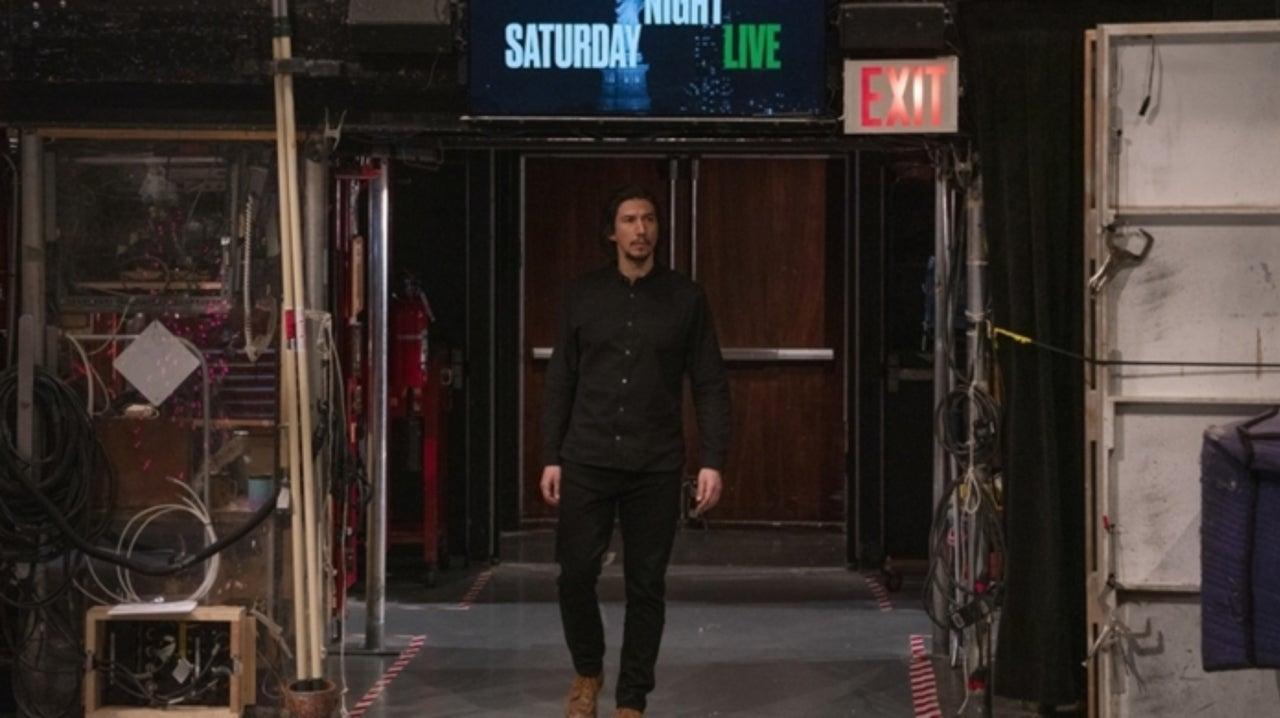 Saturday Night Live Returns Tonight With Adam Driver