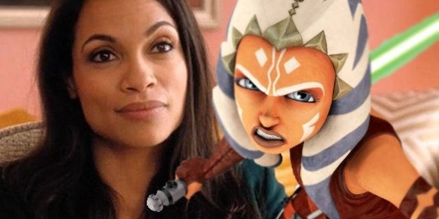 Rosario Dawson Still Wants to Join Star Wars as Ahsoka Tano
