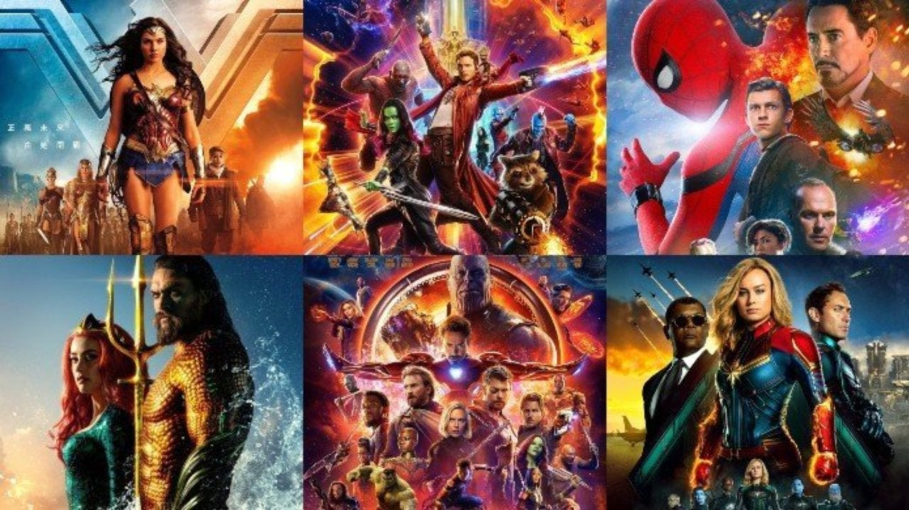 Viral Twitter Thread Shows There's Only 10 Types Of Movie Posters