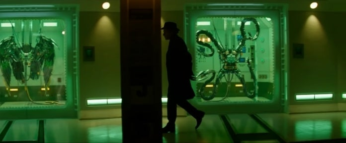 Amazing Spider-Man 2 Doctor Octopus