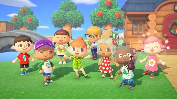 Animal Crossing New Horizons 1