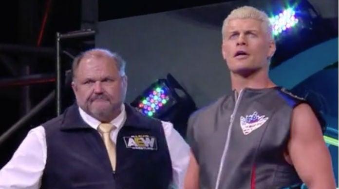 Arn-Anderson-Cody-Rhodes