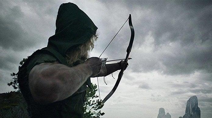 arrow season 1 opening