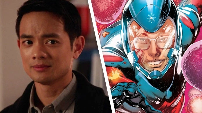 arrowverse osric chau ryan choi the atom