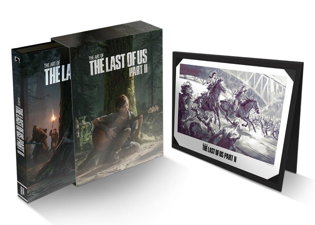 art of last of us deluxe full cropped