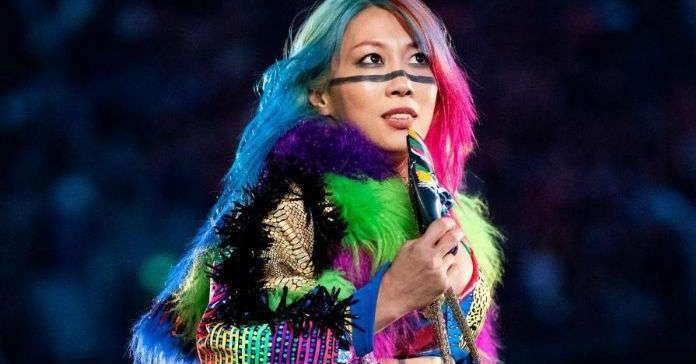 Asuka-WWE-Shooting