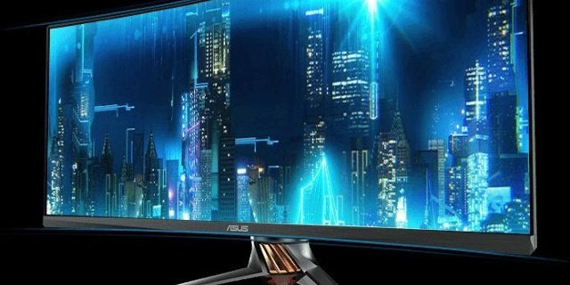 The Popular Asus ROG Swift PG348Q Gaming Monitor is 40% Off
