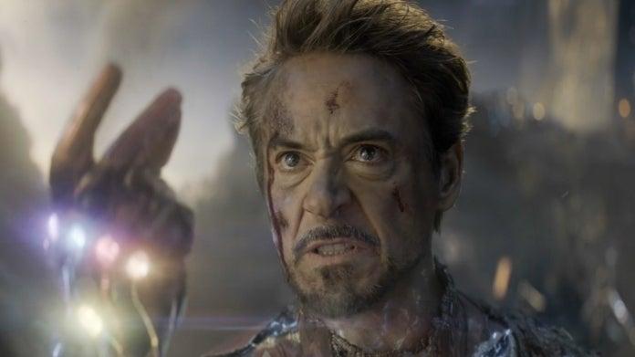 Avengers Endgame Iron Man Tony Stark Robert Downey Jr