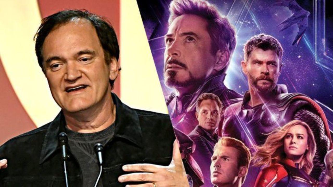 Tarantino film 2020