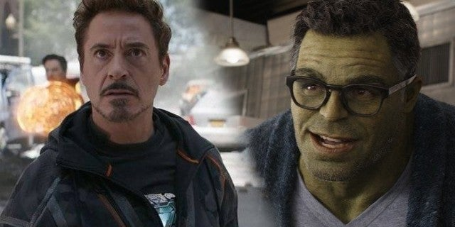 Robert Downey Jr. Breaks Down Why Smart Hulk Proves Marvel Studios Is Great at Telling Stories