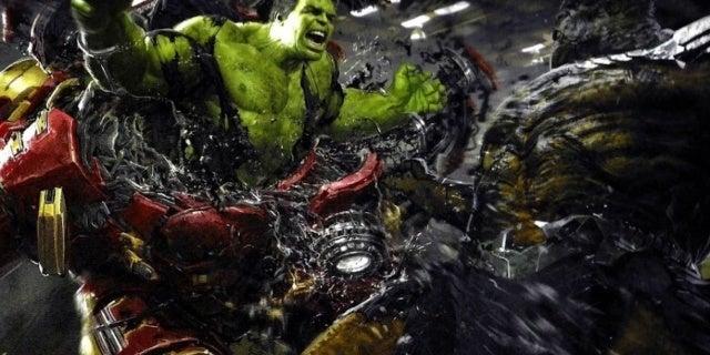 Avengers Infinity War Smart Hulk Deleted Scene