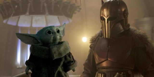 Star Wars: The Mandalorian's Emily Swallow Admits Baby Yoda Is Just as Cute in Person
