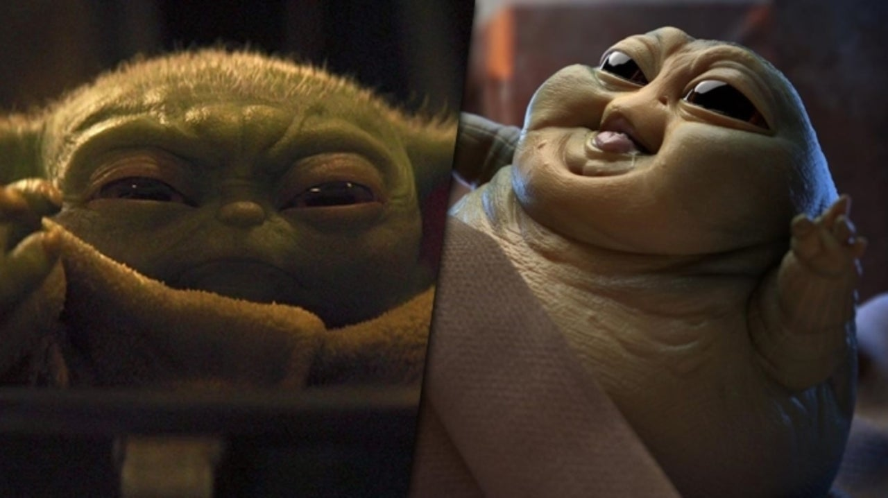 Star Wars: Baby Jabba Concept Art Goes Viral