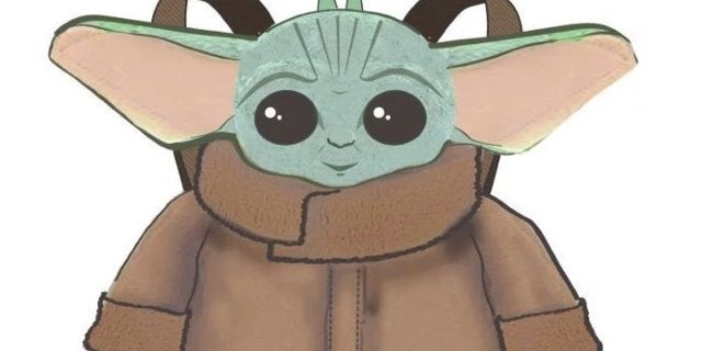 Baby Yoda is Getting a Spectacular Plush Backpack