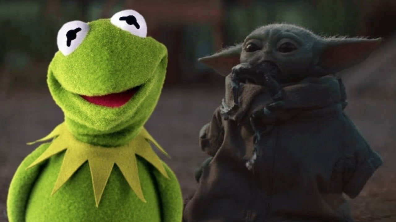 Star Wars: The Muppets Have Perfect Response to Disney+'s Baby Yoda Joke