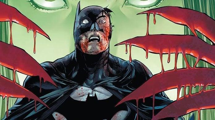 batman 87 dc comics bat shot