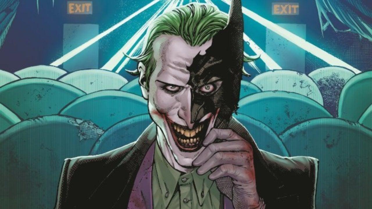 The Batman cover image