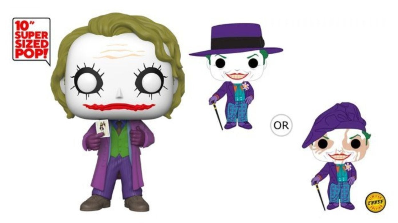 Get a Load of Funko's Batman Pop Figures From London Toy Fair