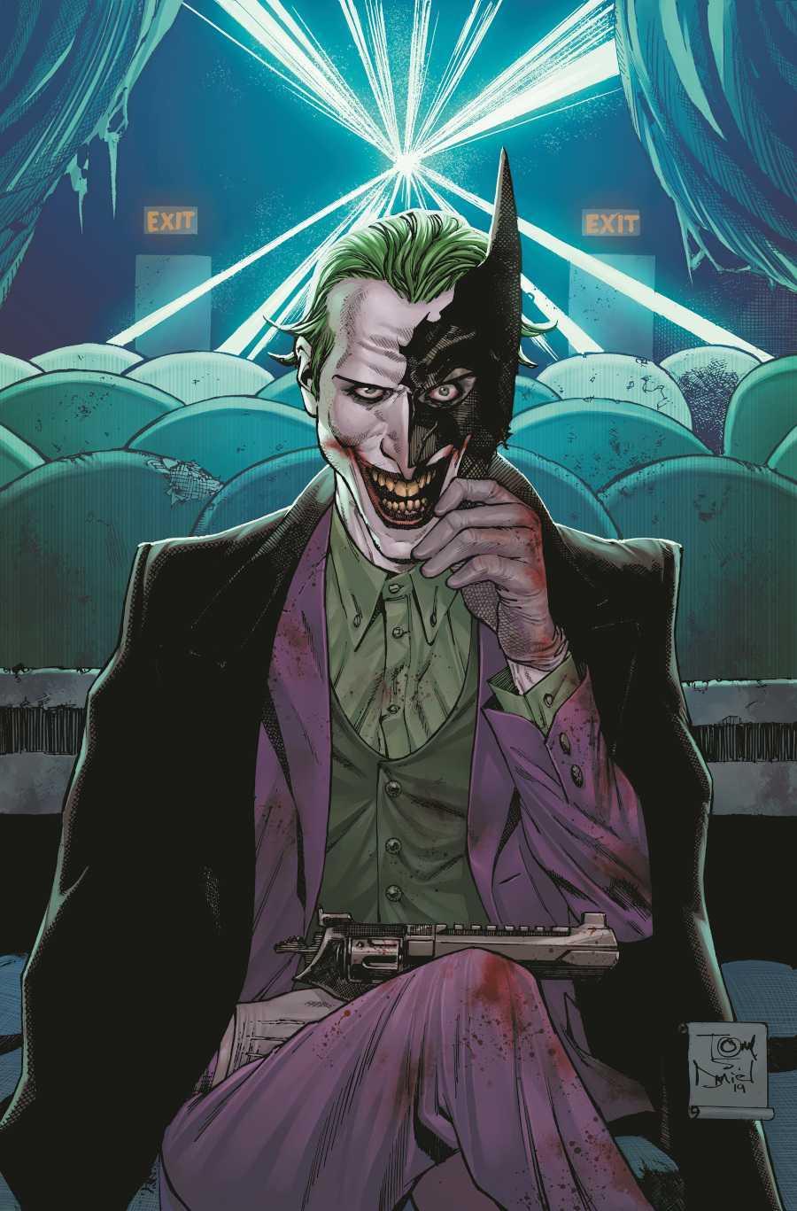 Batman Joker War 2020
