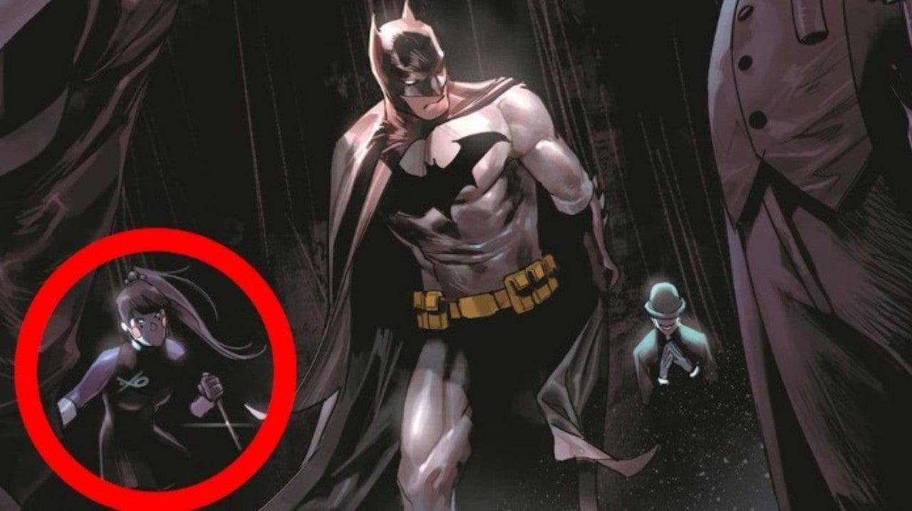 Batman is Introducing a Brand-New Villain