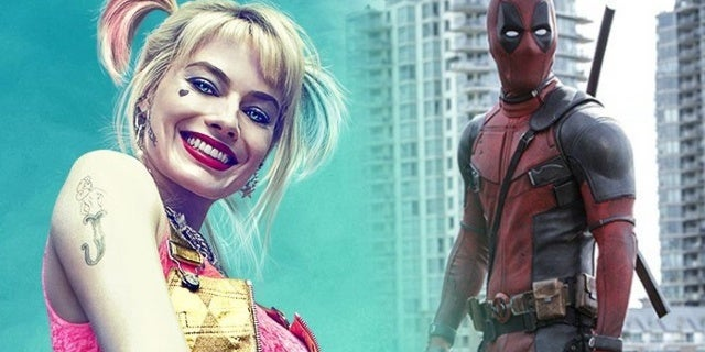 Birds-of-Prey-Deadpool-Rated-R-Margot-Robbie