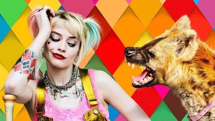 Birds of Prey Harley Quinn Hyena
