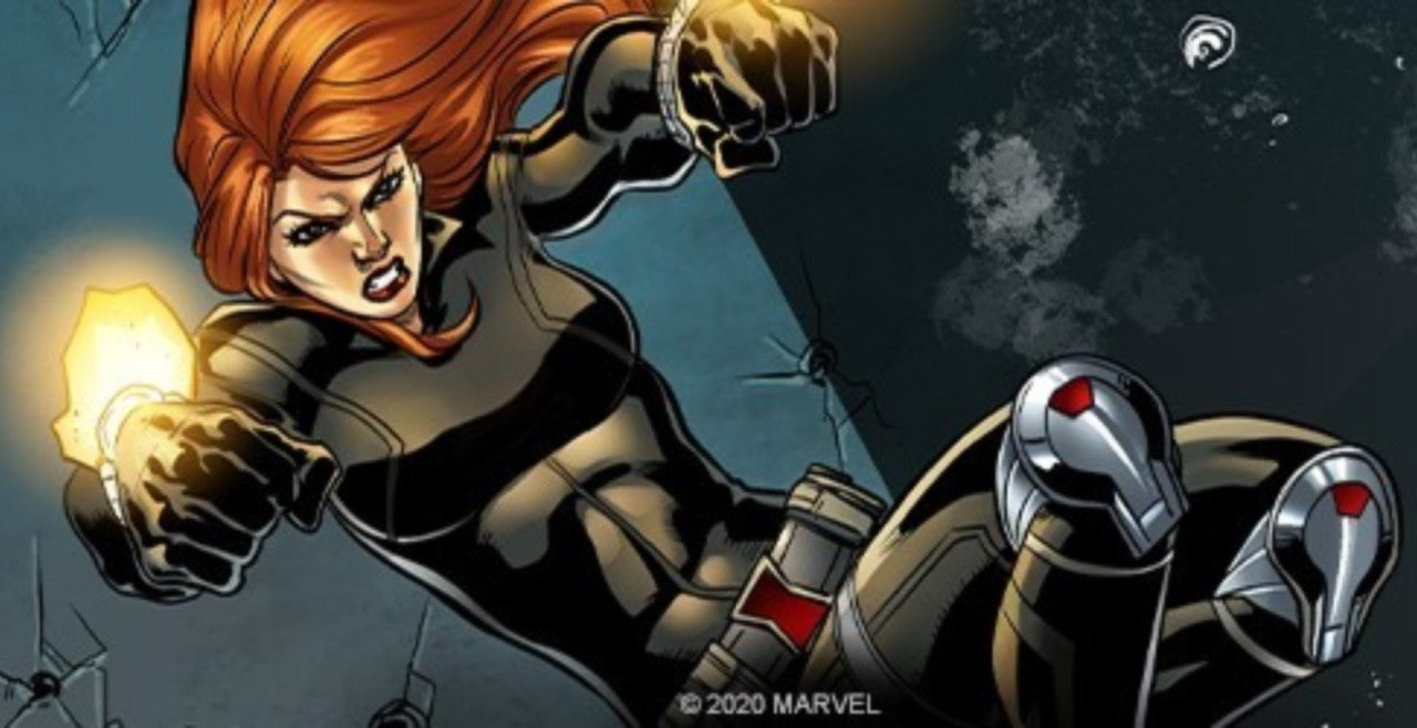 Marvel Champions Announces Black Widow as Next Hero Pack