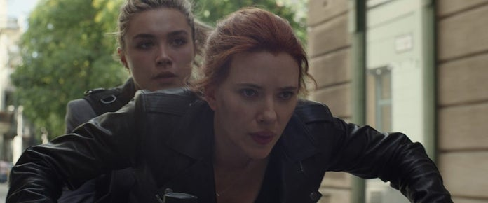 Marvel S Black Widow New Look Shows Natasha Romanoff