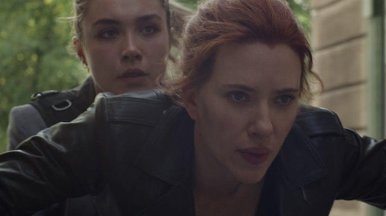 Marvel S Black Widow New Look Shows Natasha Romanoff
