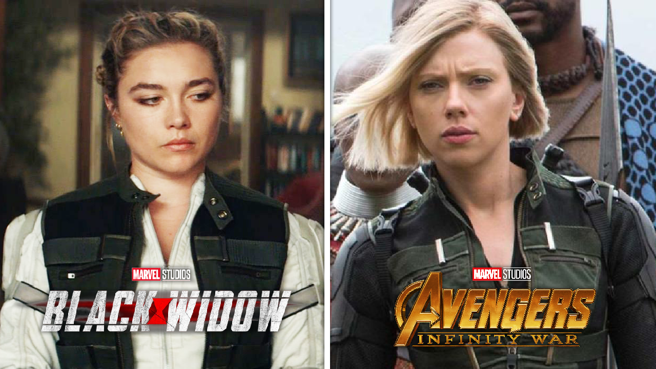 Black Widow Trailers Tease a Major Death and Avengers Connections screen capture