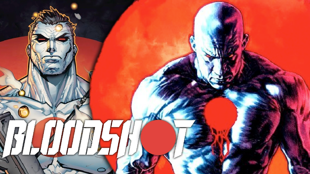 Bloodshot's First Appearance - Major Issues screen capture