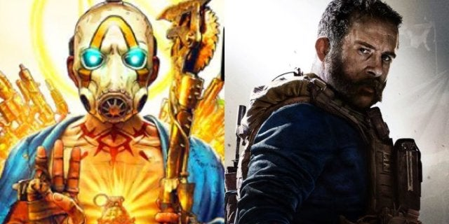 Borderlands 3 and Call of Duty: Modern Warfare Are Super Cheap Right Now