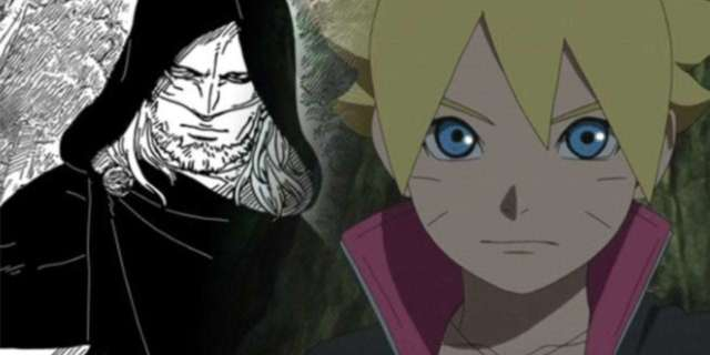 Boruto Preview Teases the Leaf Village's Fight Against Kara