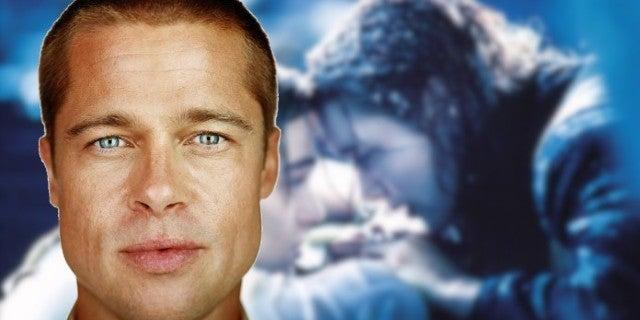Brad Pitt Golden Globes 2020 Speech Titanic Ending Joke Leonardo DiCaprio