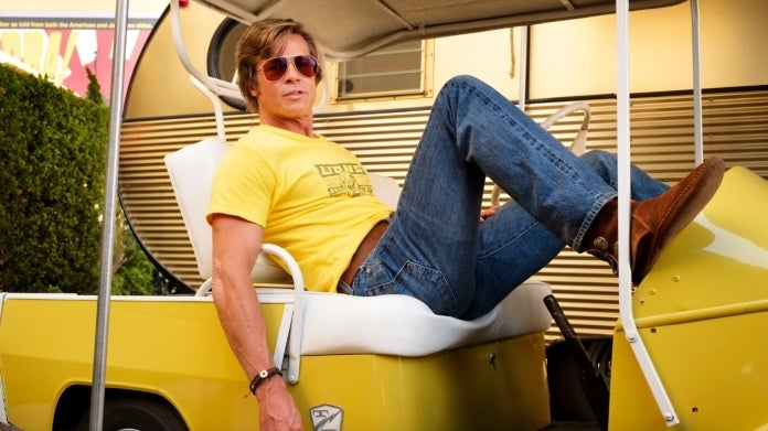 Brad Pitt Once Upon a Time in Hollywood