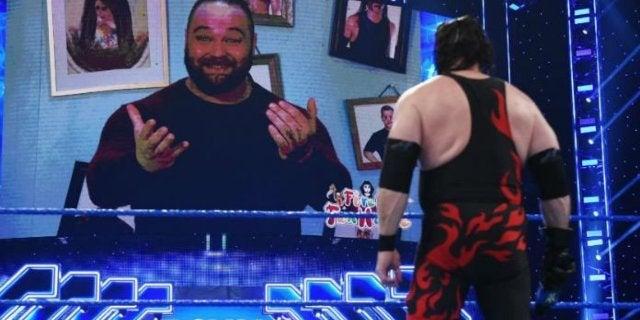 Rumor: Bray Wyatt vs. Kane Planned for Next WWE Saudi Arabia Show