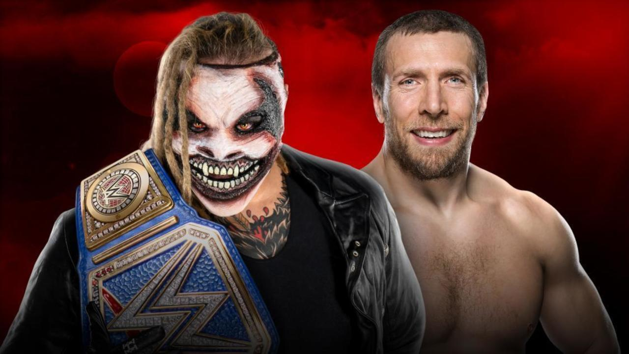 Daniel Bryan, Bray Wyatt Segment Announced for Tonight's WWE SmackDown