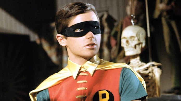 Burt Ward Hollywod Walk of Fame Batman 1960s