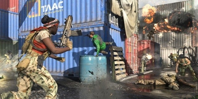 Call of Duty: Modern Warfare Player Gets Insanely Lucky Spawn on Shipment