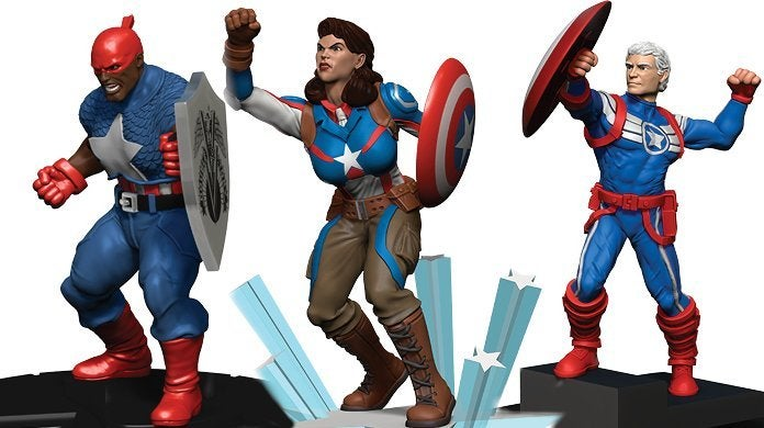 Captain America and the Avengers HeroClix
