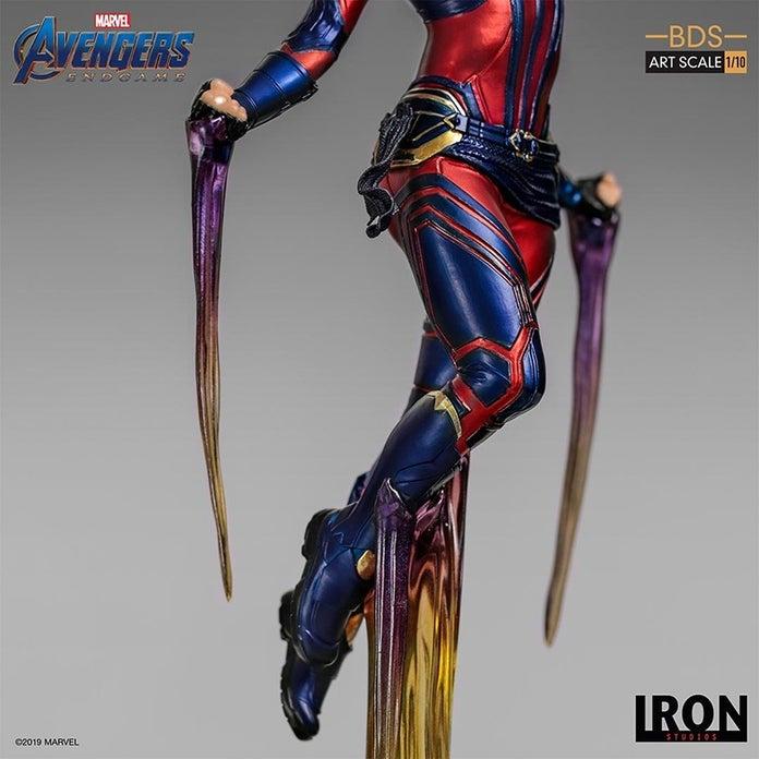 Captain-Marvel-Avengers-Endgame-Iron-Studios-Statue-8
