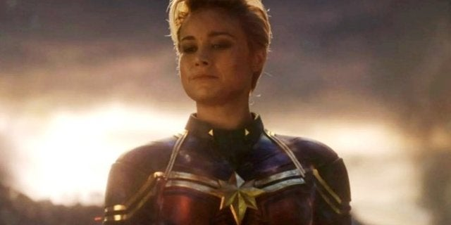 Captain Marvel Sequel to Take Place in Present Day