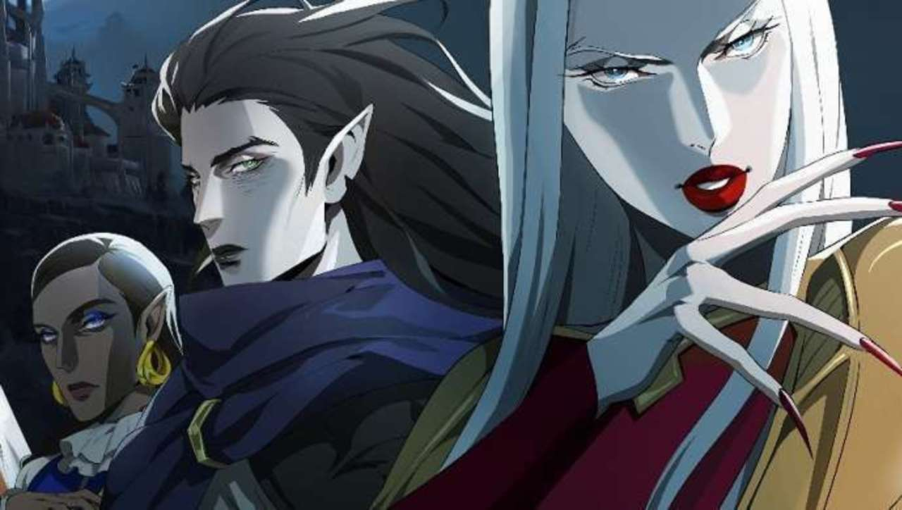 Netflix's Castlevania Hints At Big Announcement With New Image
