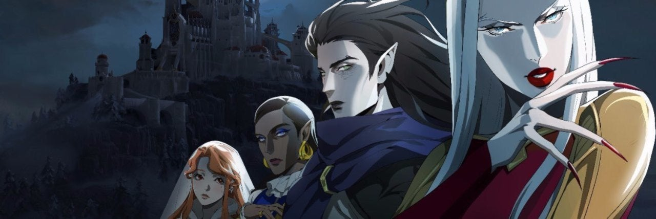 Castlevania Season 3 Reveals Its First Image