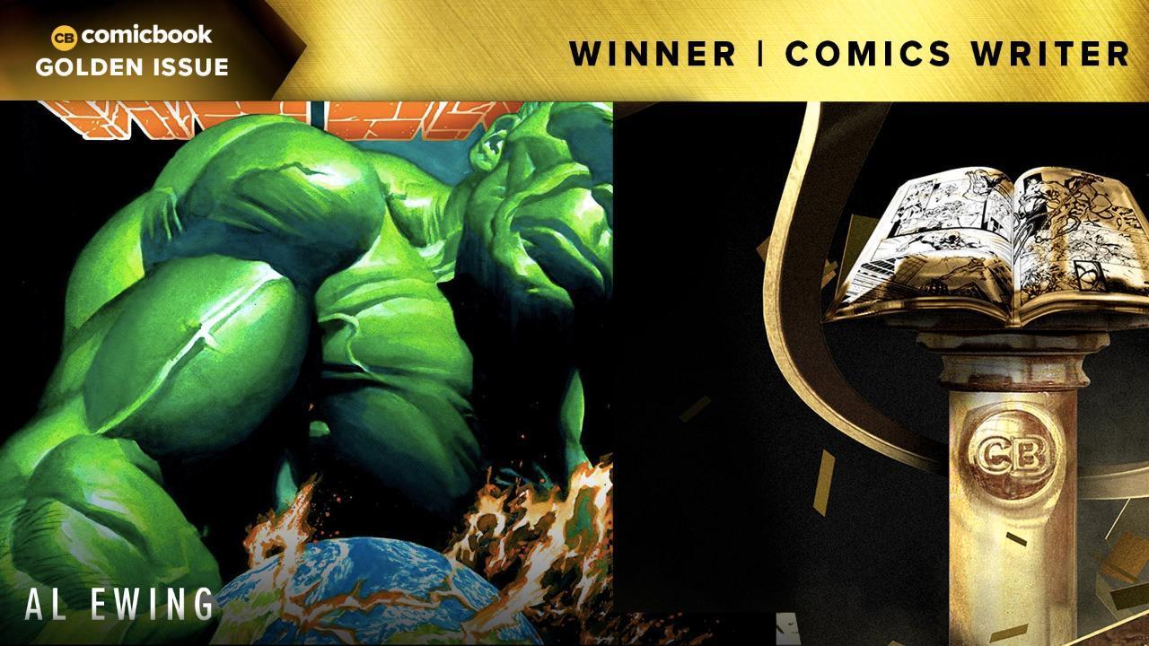 CB-Nominees-Golden-Issue-2018-Winner-Best-Comics-Writer