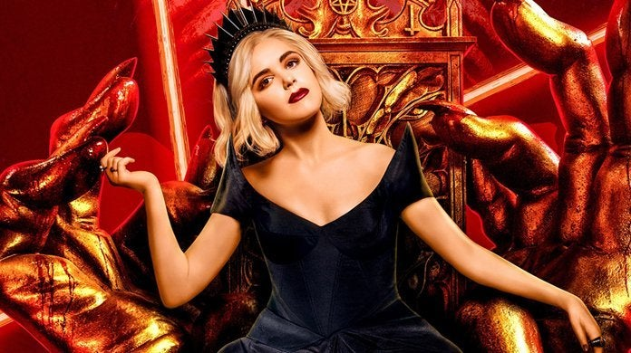 chilling adventures of sabrina part 3 poster kiernan shipka header