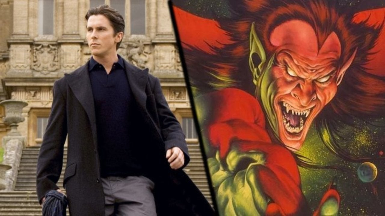 Here's What Christian Bale Could Look Like as Marvel's Mephisto